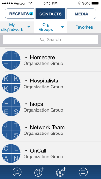 GROUP AND BROADCAST MESSAGING
