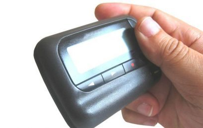 Secure Texting for Pager Replacement