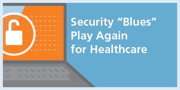 "Security ""Blues"" Play Again for Healthcare"