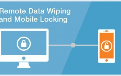 Remote Data Wiping and Lock Software: Critical to Compliance