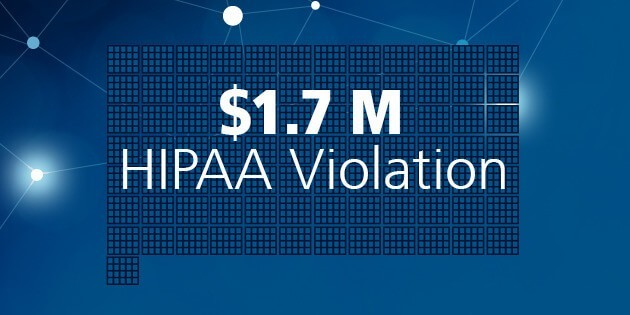 HIPAA Breach Alert: WellPoint fined $1.7M