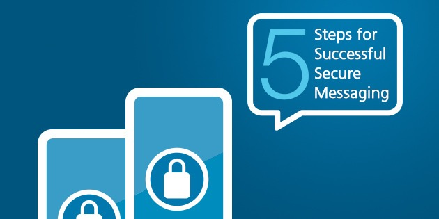 Key Considerations for a secure text messaging app for Smartphones