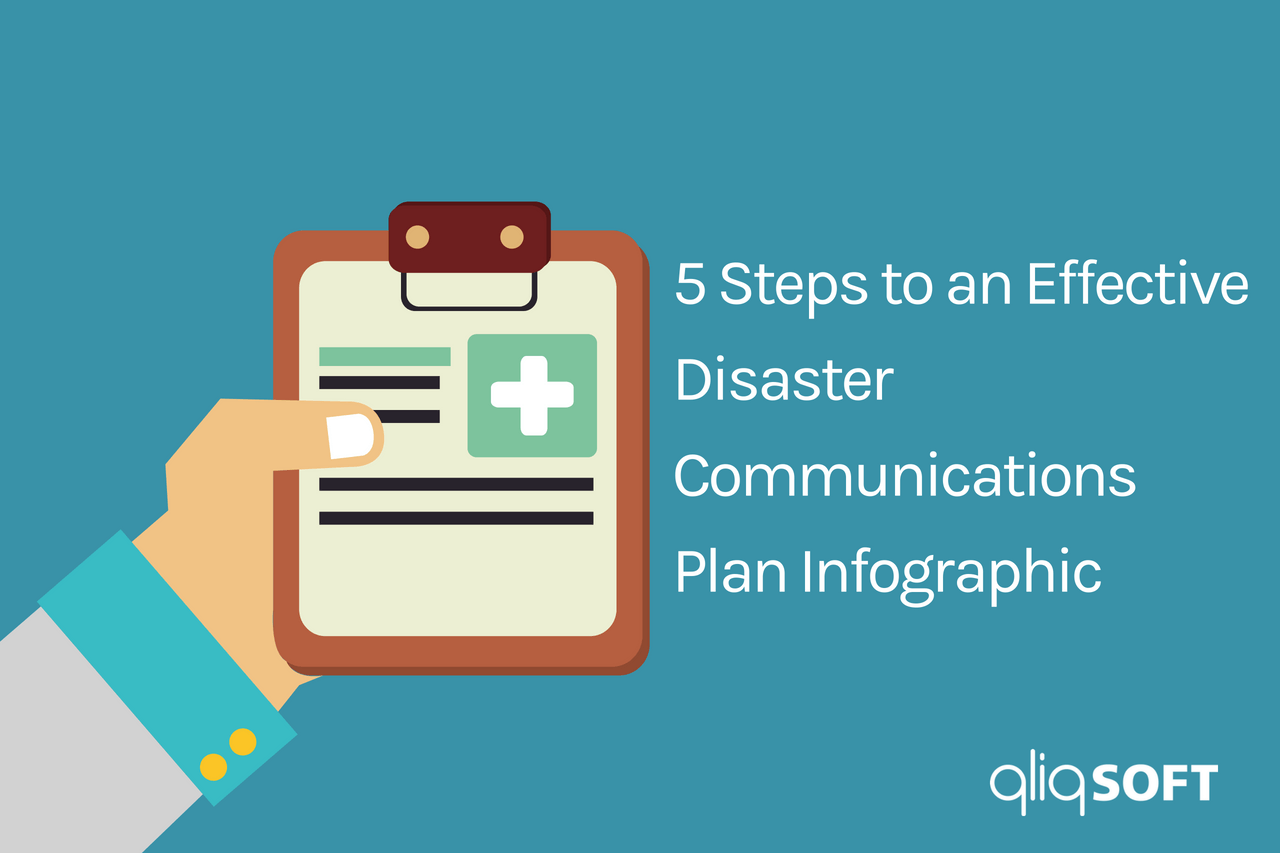 5 Steps to an Effective Disaster Communications Plan