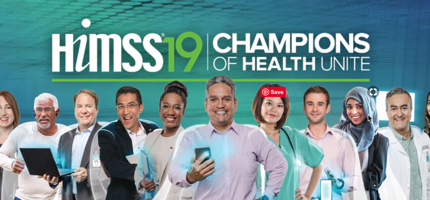 HIMSS19: Three Key Takeaways